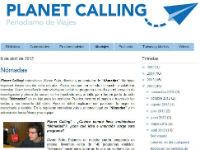 Entrevista en 'Planet calling'