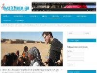 Entrevista en 'Viajes de primera'