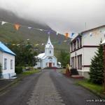 Iglesia de Seyðisfjörður
