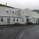 Centro de visitantes de Vík