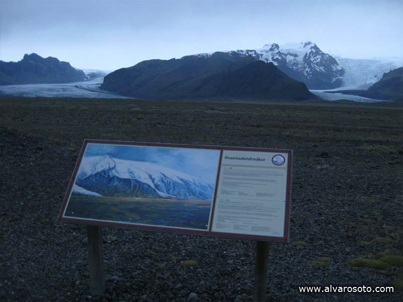 Glaciares del Parque Nacional Skaftafell