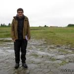 Kirkjugólf , el falso suelo de iglesia
