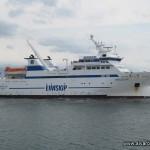 Ferry a Heimaey