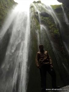 Catarata Gljúfurárbui