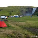 Camping de Skógar