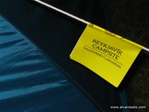 Camping de Reykjavík