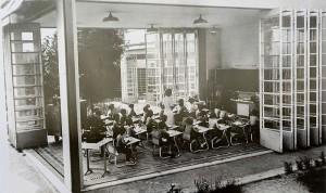 École de plein air. Foto: Thomas Brenac