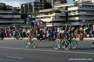 El Tour de Francia 2016 pasa frente a los apartamentos Bagatelle