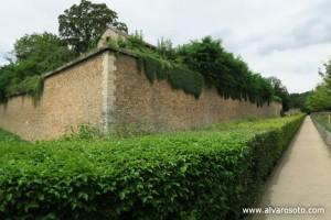 Muralla del fuerte de Mont-Valérien