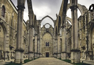 Convento do Carmo. Foto: BK59