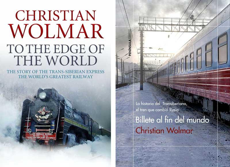 Libro de Christian Wolmar