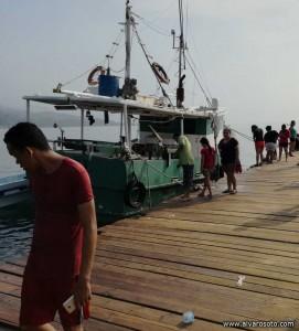 Muelle de Omoa