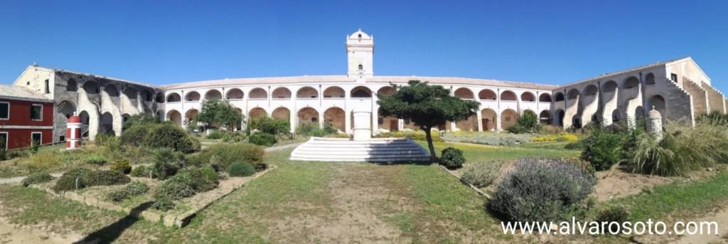 Hospital de la Isla del Rey
