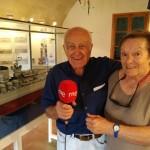 Mario Cappa y Valnea Tavolieri