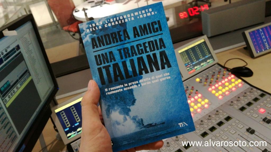 Libro de Andrea Amici